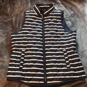 GAP Striped Vest